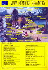 Mapa německé gramatiky