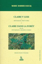 Claire v lese