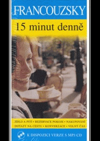 Francouzsky 15 minut denně + MP3