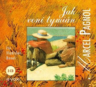 Jak voní tymián (audiokniha) - Marcel Pagnol