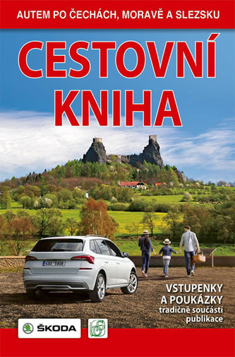Cestovní kniha - Autem po Čechách, Moravě a Slezsku - Soukup David