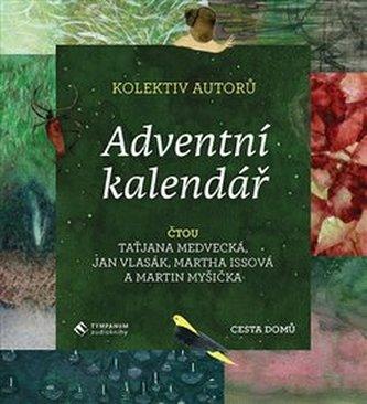 Adventní kalendář - Alfred Strejček; Taťjana Medvecká; Josef Somr
