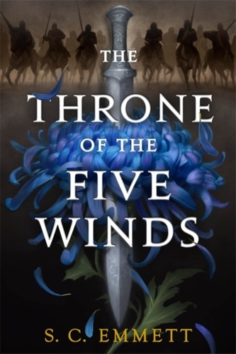 The Throne of the Five Winds - Stuart Emmett