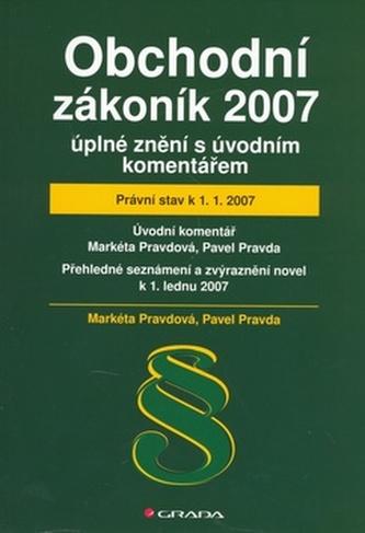 Obchodní zákoník 2007