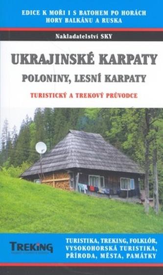 Ukrajinské Karpaty, Poloniny, Lesní Karpaty