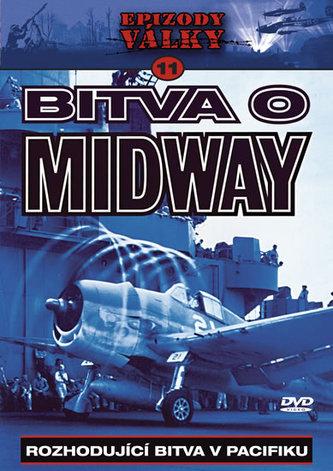 Epizody války 11 - Bitva o Midway - DVD