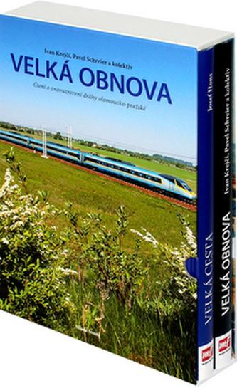 Čtení o dráze olomoucko - pražské