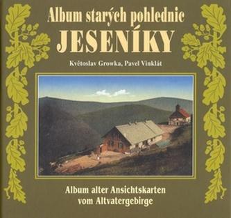 Album starých pohlednic Jeseníky