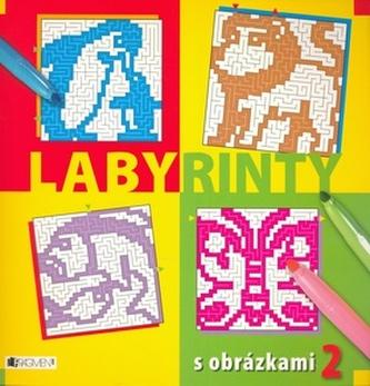Labyrinty s obrázkami 2