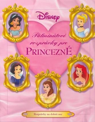 Päťminútové rozprávky pre princezné