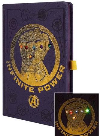 Marvel LED svítící blok Avengers Infinity War