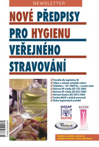 Nové předpisy pro hygienu veřejného stravování