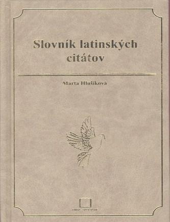 Slovník latinských citátov