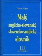 Malý anglicko - slovenský, slovensko - anglický slovník PVC
