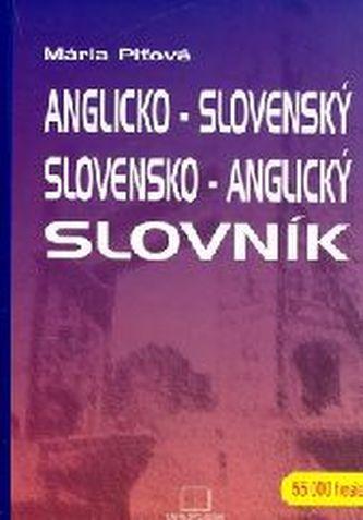 Anglicko - slovenský a slovensko - anglický slovník