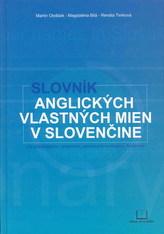 Slovník anglických vlastných mien v slovenčine