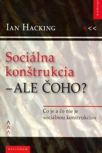 Sociálna konštrukcia - ale čoho?