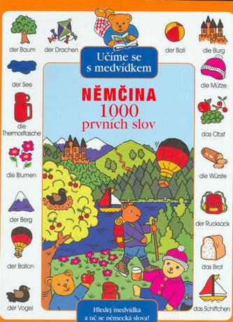 Němčina 1000 prvních slov