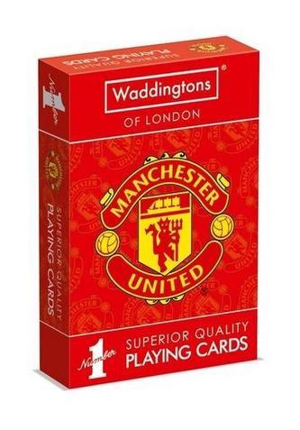 Hrací karty FC Manchester United