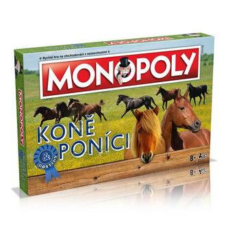 Monopoly Koně a poníci CZ