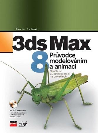 3 ds Max 8 + CD ROM