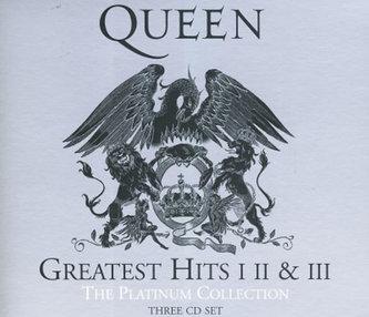 Queen: The Platinum Colleltion 3CD - Queen