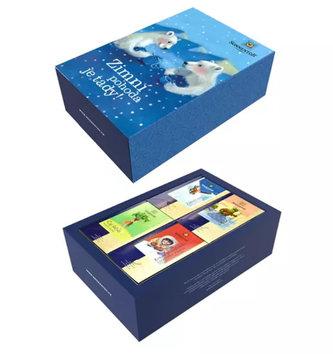 Sonnentor - Zimní pohoda dárková kazeta bio čajů