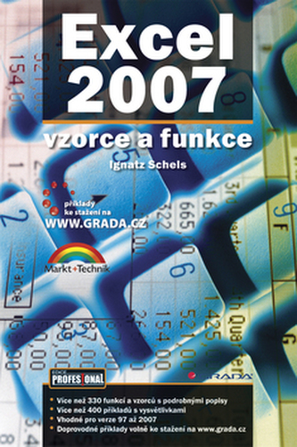 Excel 2007 vzorce a funkce