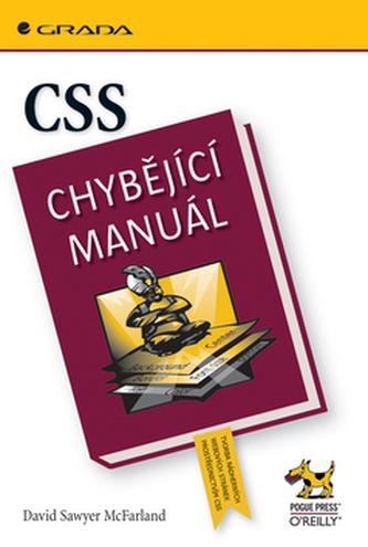 CSS chybějící manuál