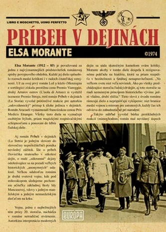 Príbeh v dejinách - Elsa Morante