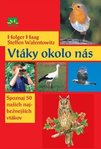 Vtáky okolo nás