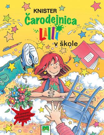 Čarodejnica Lilli v škole