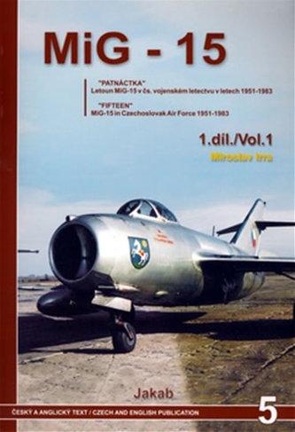 MIG-15 1. díl