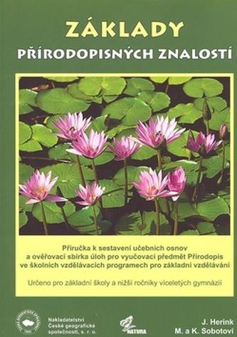 Základy přírodopisných znalostí - Josef Herink