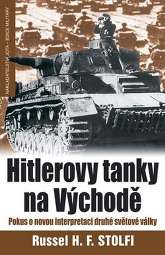 Hitlerovy tanky na východě