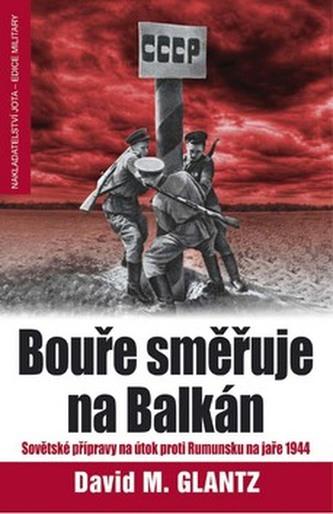 Bouře směřuje na Balkán