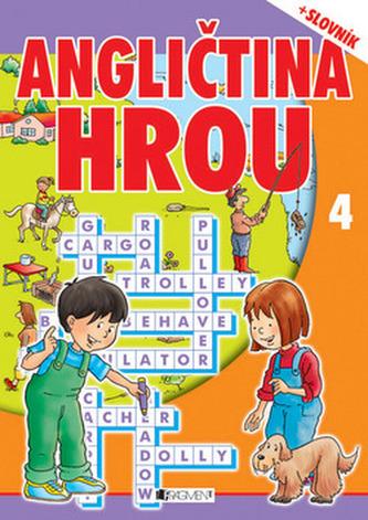 Angličtina hrou 4 + slovník