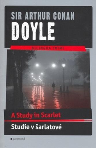 Studie v šarlatové, A study in Scarlet
