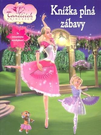 Barbie Knížka plná zábavy