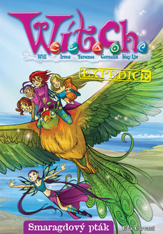 Witch Expedice Smaragdový pták