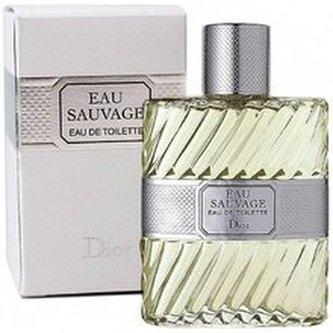 Dior Eau Sauvage Toaletní voda 100 ml pro muže