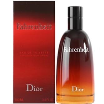 Dior Fahrenheit Toaletní voda 100 ml pro muže