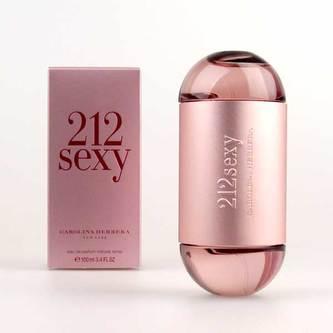 Carolina Herrera 212 Sexy Parfémová voda 100 ml pro ženy