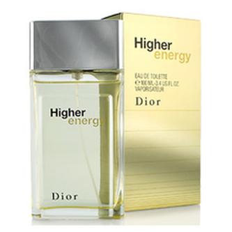 Dior Higher Energy Toaletní voda 100 ml pro muže