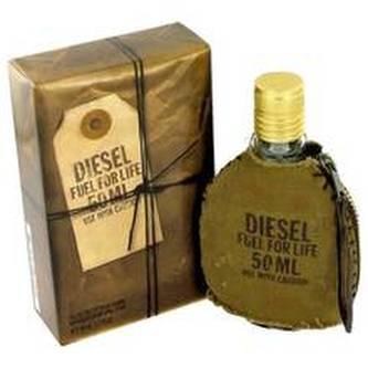 Diesel Fuel For Life Man Toaletní voda 75 ml pro muže