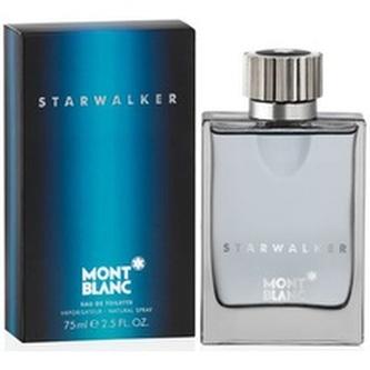 Mont Blanc Starwalker Toaletní voda 75 ml pro muže