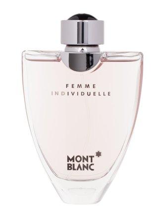 Mont Blanc Femme Individuelle Toaletní voda 75 ml pro ženy