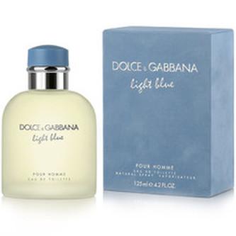Dolce Gabbana Light Blue pour Homme Toaletní voda 75 ml pro muže