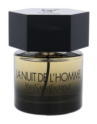 Yves Saint Laurent La Nuit L´Homme Toaletní voda 60 ml pro muže