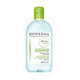Bioderma SÉBIUM H2O Solution Micellaire ( mastná pleť ) - Čisticí pleťová voda 500 ml pro ženy
